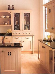 CR Mackintosh fitted kitchen furniture