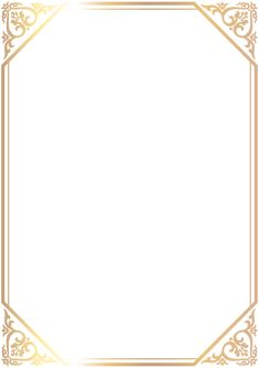 Border Frame PNG Clip Art​ | Gallery Yopriceville - High-Quality Images and Transparent PNG Free Clipart