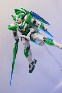 FULL REVIEW: HGBF 1/144 GUNDAM 00 SHIA QAN[T]. No.22 Big Size Images http://www.gunjap.net/site/?p=310259