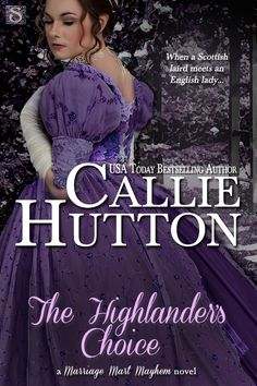 The Highlander's Choice Book Cover