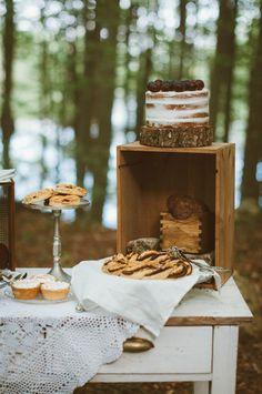 into the wild - decoración de bodas en All Lovely Party