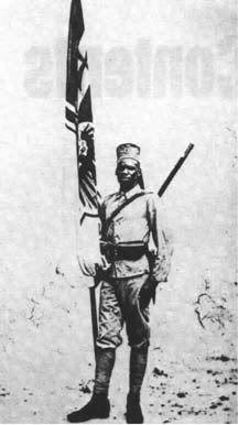 German askari