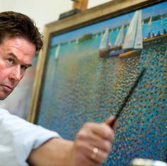 Ton Dubbeldam, paintings - Google+