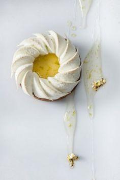 A tortinha de limão do Meurice
