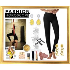A fashion look from September 2016 by yogareflex featuring Chanel, Avon, NARS…