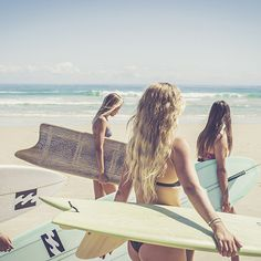 A visual journey showing the soulful connection Billabong Women surfers have with the sun, surf and sand. The short film series is inspired by John Frie...