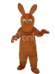 Small Baby Kangaroo Plush Adult Mascot Costume