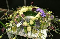 Losse krans Floral Wreath, Wreaths, Home Decor, Flowers, Floral Crown, Decoration Home, Door Wreaths, Room Decor, Deco Mesh Wreaths