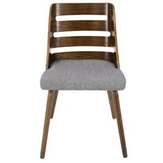 Amnicon Side Chair is an epitome of a piece-of-art. Its play on clean lines and designs makes this chair very appealing to a home décor that appreciates standout pieces. Don't overlook the details of the Amnicon  Side Chair which is made of durable wood frame and covered in fabric upholstery that makes it extremely inviting to your guests. Its sleek legs are built to create balance and the back seat includes exposed zigzag lines that makes this chair aesthetically pleasing and agreeable to…