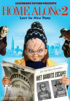 Chucky, Jason Voorhees & Freddy Krueger