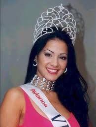 Norkis Batista primera finalista en Miss Venezuela  Miss Atlántico Internacional y Miss América Latina 2000