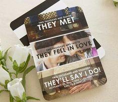Save the date - wedding paper divas
