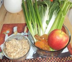 Apple, Apricot and Pecan Chicken Salad