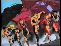 "Intro to the cartoon classic, ""Bionic Six. Bionic 6, Bionic Woman, Cartoon Tv Shows, Cartoon Characters, 1980 Cartoons, Superman And Spiderman, Saturday Morning Cartoons, Movies Worth Watching, Thundercats"