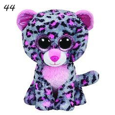 Cheap plush stuffed, Buy Quality doll plush toy directly from China baby boo toys Suppliers: cm Ty Beanie Boos Big Eyes Cute Multicolor Leopard Baby Plush Stuffed Doll Toy Soft Collectible Soft Big Eyes Toys Ty Animals, Ty Stuffed Animals, Plush Animals, Ty Babies, Beanie Babies, Baby Kids, Ty Beanie Boos Collection, Ty Peluche, Ty Toys