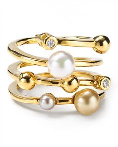 110.00$  Watch now - http://vibgs.justgood.pw/vig/item.php?t=aa6hqnm42345 - Majorica Endless Simulated Pearl Ring