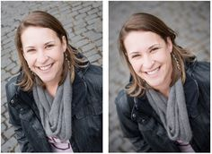Here's a trick for making your photos look more professional- blur the background....