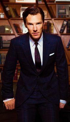 Benedict Cumberbatch | photo by Fabrizio Maltese