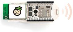 Pinoccio wireless WiFi microcontroller for wireless DIY hardware projects