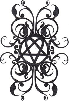 sleeve tattoo flash by XxslitthroatxX on deviantART- my back piece is very similar to this. Need to add the vines to another piece eventually.