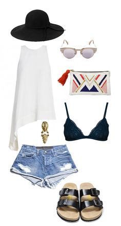 The Perfect Bondi Beach Outfit. #AussieStyle
