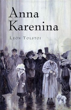 Anna, miserable in her loveless marriage, does the barely thinkable and succumbs to her desires for the dashing Vronsky. I don't want to give away the ending, but I will say that 19th-century Russia doesn't take well to that sort of thing.