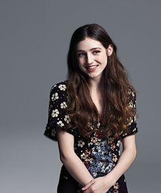 'A little Birdy told me...' with British singer Birdy. March 24 issue. Styled by Kelly Hume. Shot by Pierre Toussaint.