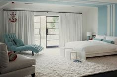 Get inspired by Modern Bedroom Design photo by Burnham Design. Wayfair lets you find the designer products in the photo and get ideas from thousands of other Modern Bedroom Design photos. White Bedroom, Dream Bedroom, Modern Bedroom, Master Bedroom, Pretty Bedroom, Girls Bedroom, Contemporary Bedroom, White Bedding, Modern Contemporary