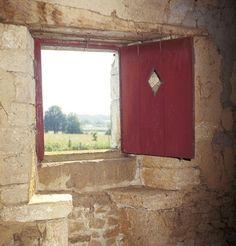 Fenêtre à coussièges, Miniac-sous-Bécherel
