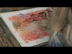Hazel Soan's Watercolour Textures