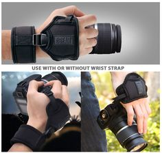 Digital Camera Stabilizing Hand Strap Grip USA GEAR DIGITAL CAMERA HAND STRAP GRIP ON SALE $14.99 ~ FATHER'S DAY GIFT IDEA
