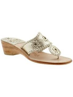 9f3c4c5fb8 Jack Rogers Navajo Mid-wedge | Piperlime. This is the shoe that was finally