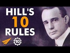 Napoleon Hill's 10 Rules for Success  Your Daily Success & Motivation Videos Get Your Daily Messages of Encouragement to Help You Achieve Your #Goals Go HERE: http://www.easyinsurancegroup.com/p/motivation-success.html  Check out the Pinterest Motivation Board Go HERE: https://www.pinterest.com/EasyInsuranceGP/daily-success-motivation-videos/