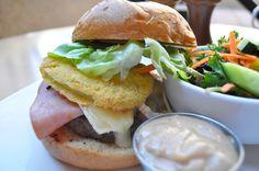 Cinnaburger - Cinnabar at Hyatt Regency Crystal City
