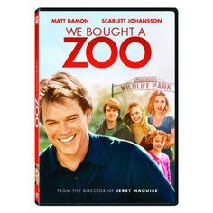 Amazon.com: We Bought a Zoo: Matt Damon & Scarlett Johansson