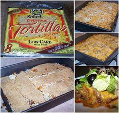 How to DIY Beef Enchilada Pie (Recipe) | www.FabArtDIY.com LIKE Us on Facebook ==> https://www.facebook.com/FabArtDIY
