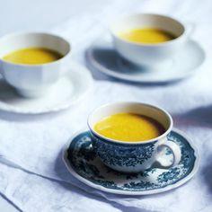 RECIPE : warming vegan turmeric milk   cashew kitchen recipe swap