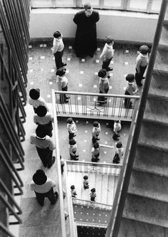 Federico Garolla - Istituto don Bosco, Napoli, 1959 #TuscanyAgriturismoGiratola