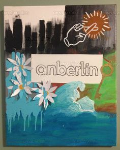 Anberlin Poster by zombot_001 on CreativeAllies.com