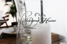 Welcome Home / Omadeco