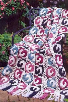 receitas de almofadas de croche para sofa - Pesquisa Google