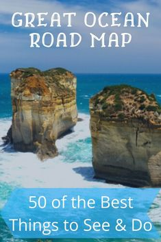 Discover 50 of the Best Things To Do & See along The Great Ocean Road and 12 Apostles. Detailed guide to te best attractions and suggested itineraries for 1 - 7 days or more. Itinerary Planner, Cumberland River, Forest And Wildlife, Apollo Bay, Visit Victoria, Holiday Planner, Helicopter Tour, Day Hike, Places To See