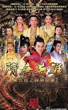 Xem Phim Tiết Cương Phản Đường - Heroes of Sui and Tang Dynasties 5