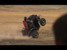Some new muscle for the Sport/Utility segment For 2013 the Polaris brainiacs have unleashed the Scrambler XP a machine that takes on the sporty side of . Best Atv, Polaris Atv, Four Wheelers, Atvs, Dirt Bikes, Golf Carts, Scrambler, Quad, Yamaha