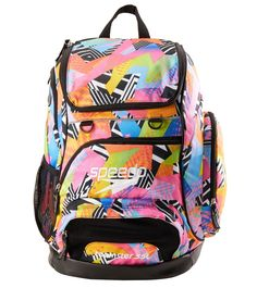 Speedo Large 35L Teamster Backpack at SwimOutlet.com - Free Shipping 1bfd84b58f680
