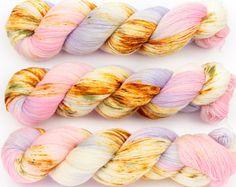 embers hand dyed yarn sock yarn fingering yarn merino wool