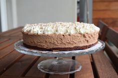 Chocomoussetaart #homemade #chocolate #chocomousse #liesjescakeandsteak