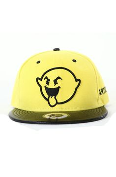 ArtistiCreation The Linear Boogie Leather Snapback Yellow 28. Lester  kempner · New Era Hats · Mickey Mouse Pop Up 59Fifty ... 62066313270a