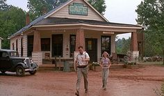 """Juliette, GA where """"Fried Green Tomatoes"""" was filmed. Fried Green Tomatoes Movie, Fried Tomatoes, Blue Parakeet, Small Town Girl, Stone Mountain, Anne Of Green Gables, Filming Locations, My Favorite Part, Movies"""