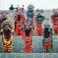Barong, Devil, Geek Stuff, Traditional, Halloween, Yoga, Culture, Image, Instagram